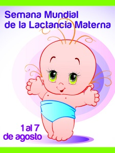 Resultado de imagen para Semana Internacional de la Lactancia Materna