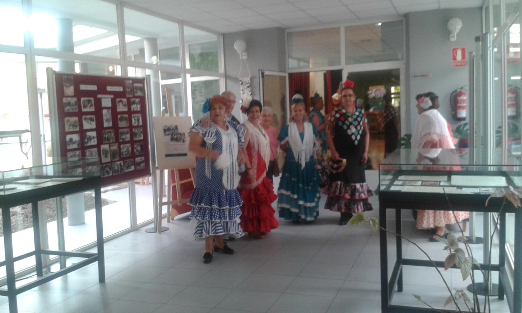'Día de los Mayores. Coro Rociero'