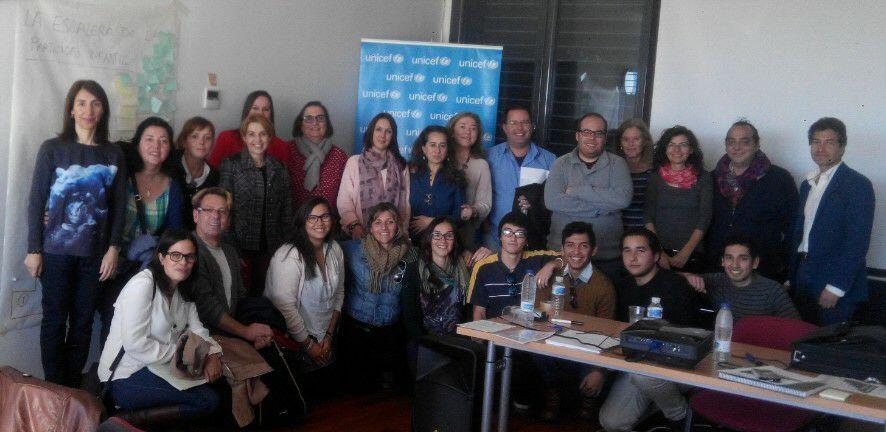 Villanueva de la Torre, anfitriona de UNICEF en una jornada de formación para Ciudades Amigas de la Infancia